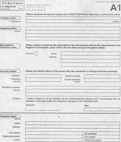 S.I. No. 829/2004 - Companies (Forms) (No.2) Order 2004