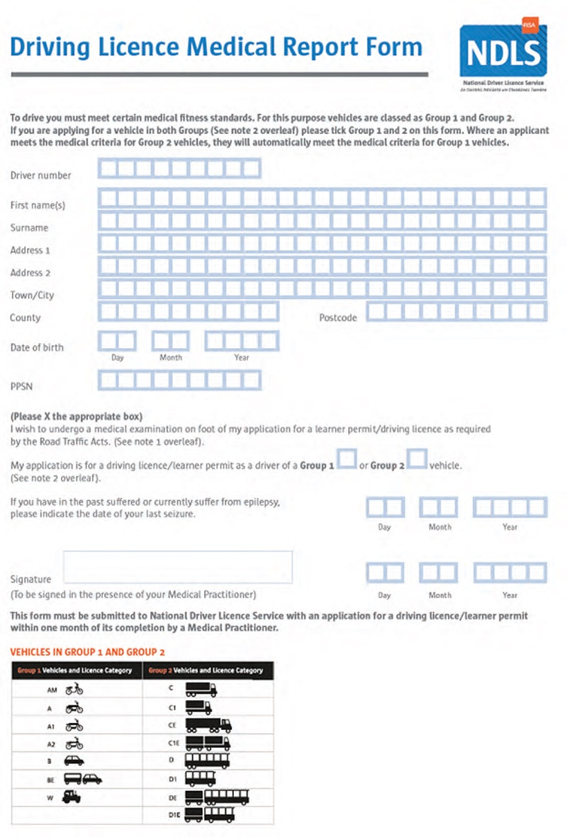 en.si.2013.0420.0009 Driving Licence Test Application Form on funny cartoon, printable distracted, congratulations card, dress for, daughter failed, results sheet,