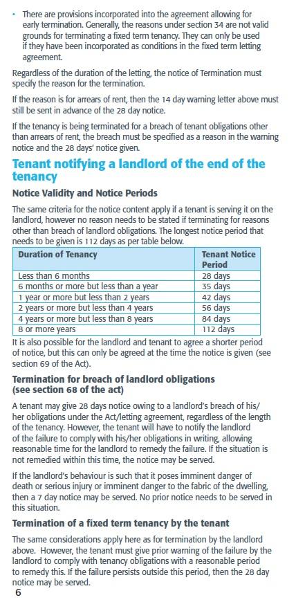 S.I. No. 217/2016 - Residential Tenancies Act 2004 (Prescribed Form ...